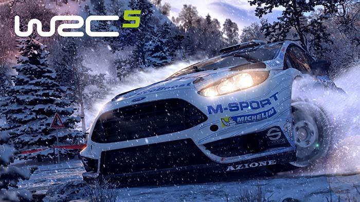 دانلود کرک جدید بازی WRC 5