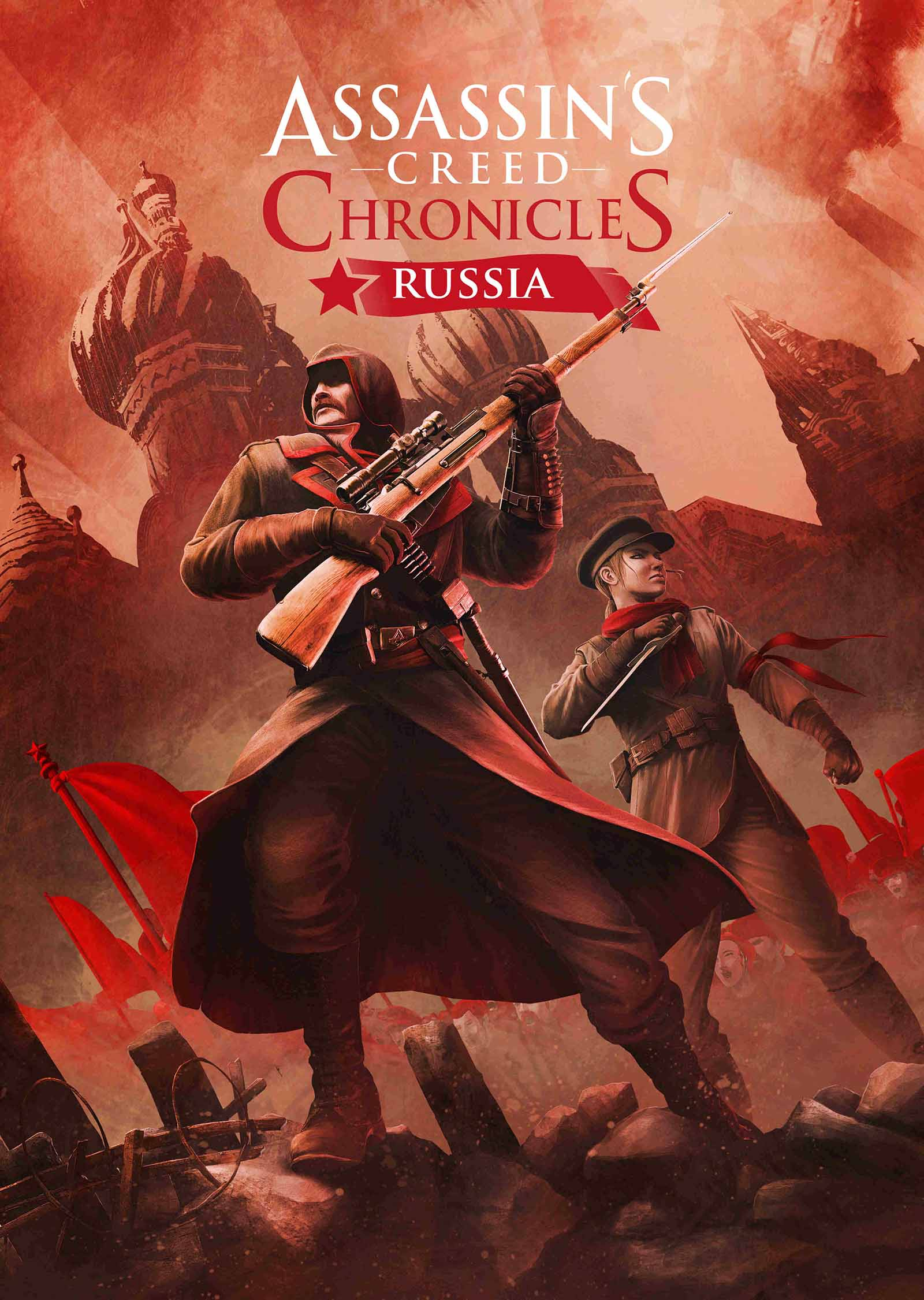 دانلود کرک بازی Assassin's Creed Chronicles Russia