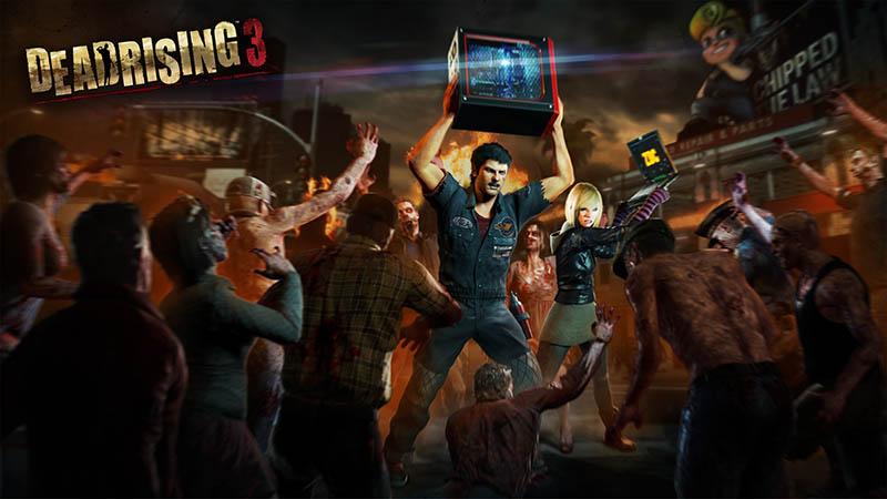 دانلود سیو کامل بازی Dead Rising 3