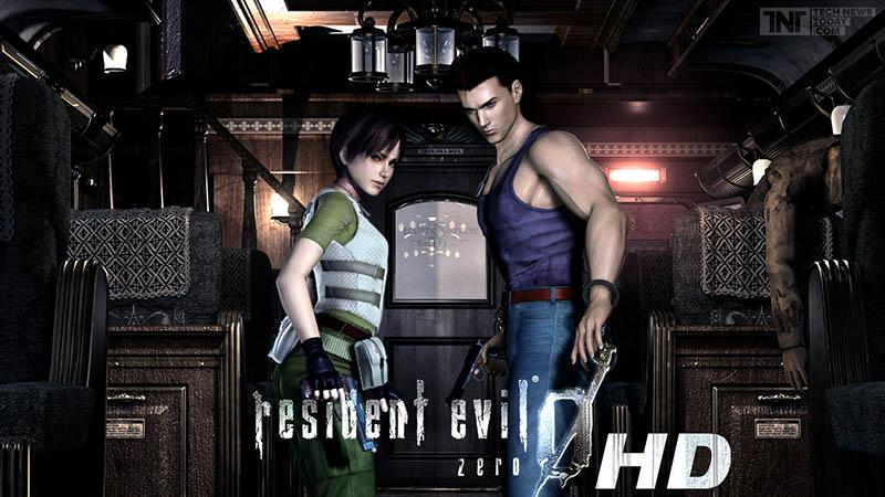 دانلود ترینر بازی Resident Evil Zero HD Remaster
