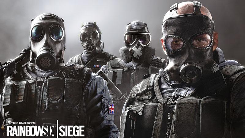 دانلود کرک جدید Tom Clancys Rainbow Six Siege ورژن 1.2