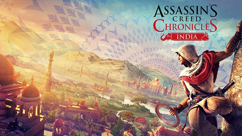 تریلر بازی Assassins Creed Chronicles India Deep Dive