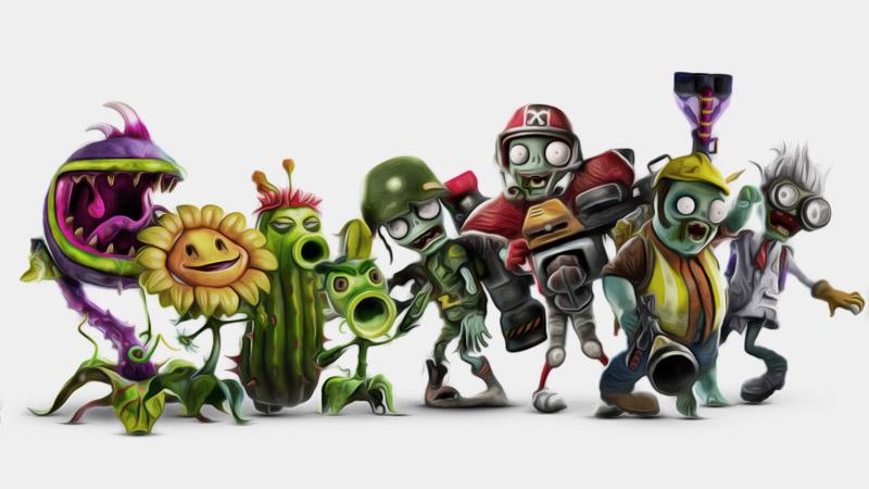 با گیم پلی جدید Plants vs Zombies Garden Warfare 2 همراه باشید