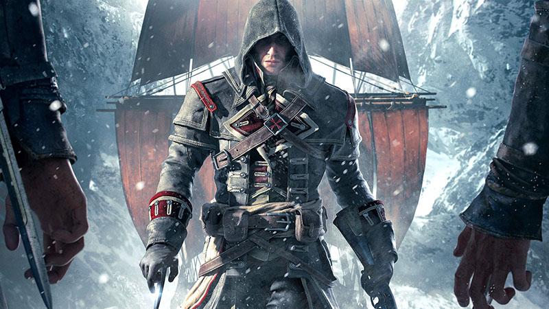 دانلود سیو کامل بازی Assassin's Creed Rogue