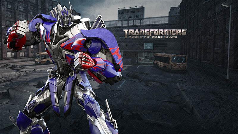 دانلود سیو کامل بازی Transformers Rise of the Dark Spark
